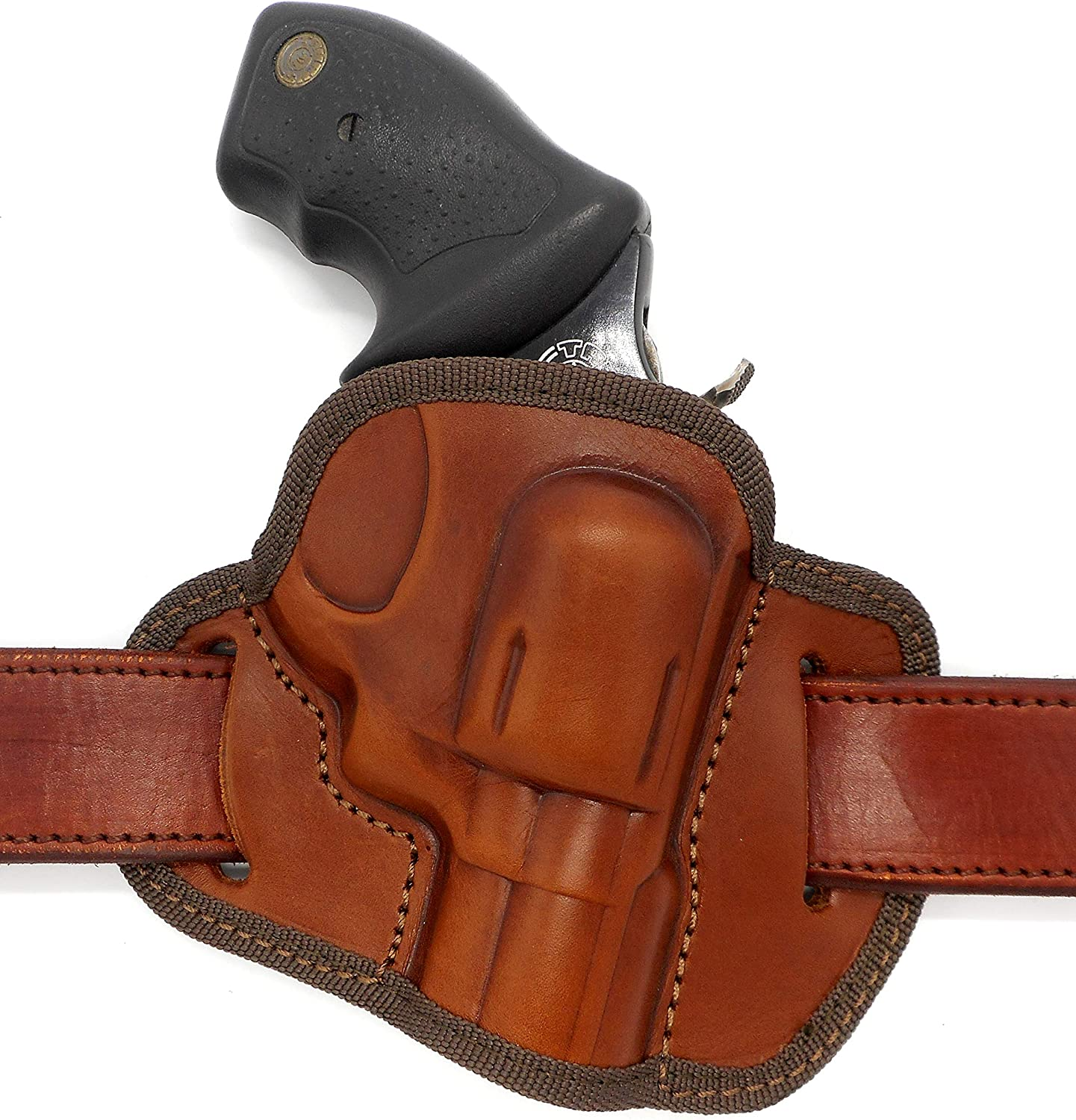 Rapid rise HOLSTERMART USA CEBECI ARMS Limited time for free shipping Brown Leather Right OWB Han Top Open