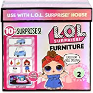 L.O.L. Surprise! Furniture Road Trip with Can Do Baby & 10+ Surprises