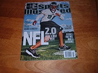 Nnamdi Asomugha-Philadelphia Eagles Top Draft choice on cover of August 2011 Sports Illustrated. New, unread mint-condition issue.