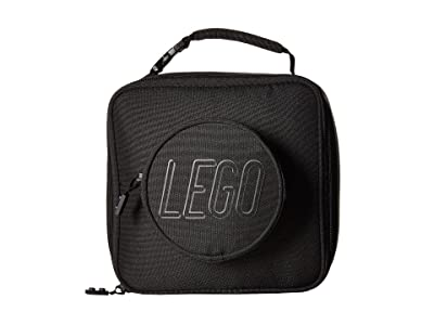 LEGO Brick Lunch Bag (Black) Duffel Bags