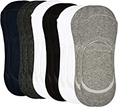 SHOPCASH Unisex Cotton Loafer Athletic Socks (Assorted Colour, Medium) - Pack of 6