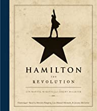 hamilton musical audiobook