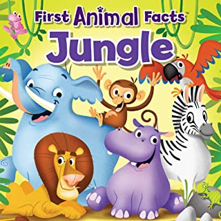 My First Animal Facts Jungle (Board Book)