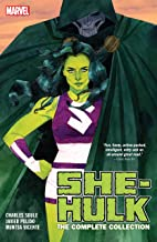 She-Hulk by Soule & Pulido: The Complete Collection (She-Hulk (2014-2015) Book 1)