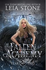 Fallen Academy: Year Two (English Edition) Format Kindle
