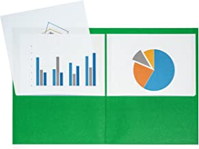 Best lime green 2 pocket folders Reviews