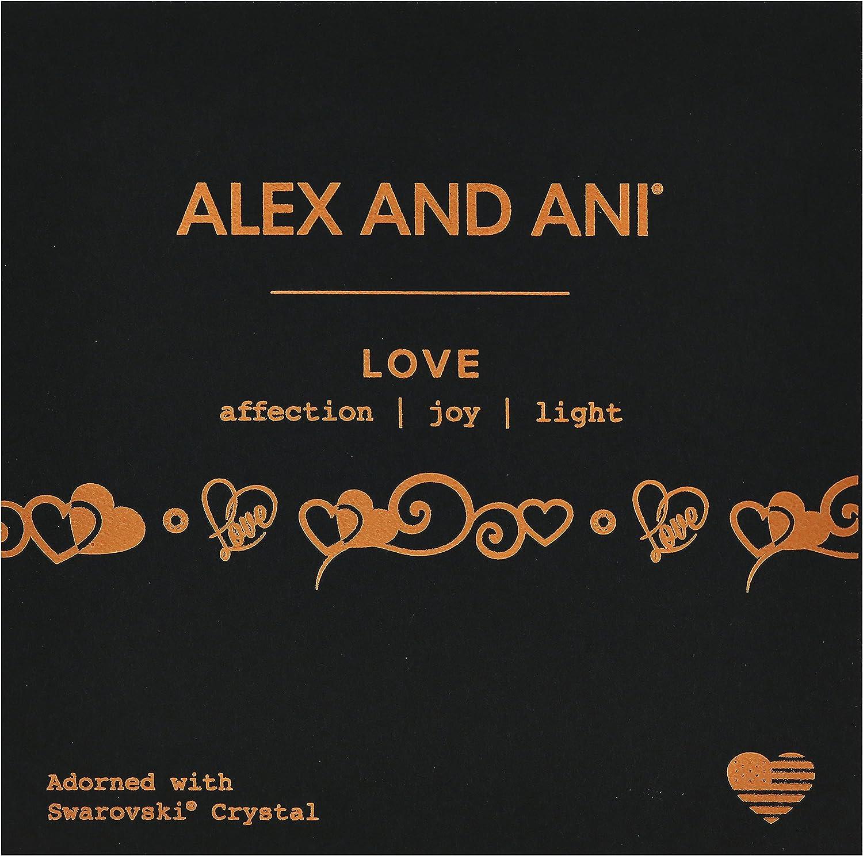 Alex and Ani Love Rafaelian Gold Cuff Bracelet