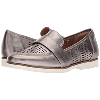 Earth Masio (Silver Metallic Leather) Women