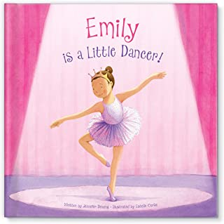 personalised ballet gifts