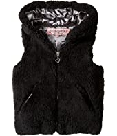 Urban Republic Kids - Woobie Vest with Hood & Pockets (Little Kids)