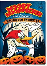 Woody Woodpecker and Friends Halloween Favorites