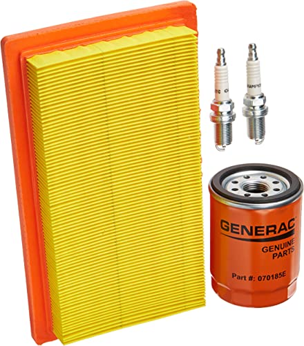 wholesale Generac 6485 Scheduled Maintenance Kit for 20kW and 22kW Standby Generators with outlet online sale 999cc Engine , discount Black outlet sale