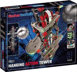 fischertechnik Hanging Action Tower, Multicolor