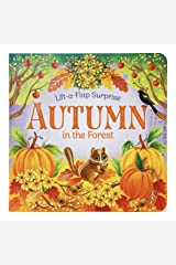 Autumn in the Forest (Lift-A-Flap Surprise Pop-Up Board Books) Pappbilderbuch