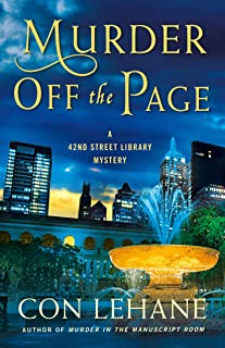 Murder Off the Page: A 42nd Street Library Mystery (The 42nd Street Library Mysteries)