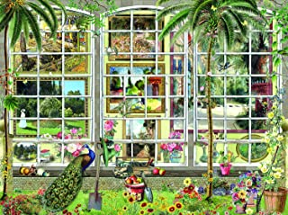 Gardens in Art 1000 pc Jigsaw Puzzle by SUNSOUT INC
