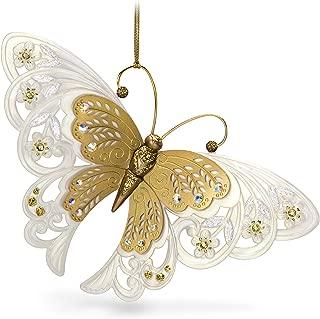 Best hallmark butterfly ornament series Reviews