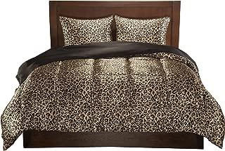 Elite Home Luxury Satin 3-Piece Reversible Comforter Set