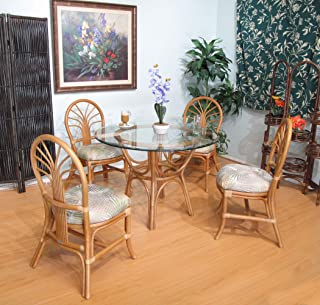 abaco rattan dining set