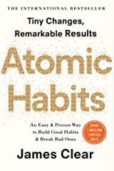 Atomic Habits: the life-changing million-copy #1 bestseller Kindle Edition