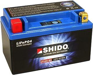 Suchergebnis Auf Für Suzuki Gladius Batterien Motorräder Ersatzteile Zubehör Auto Motorrad