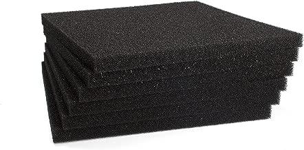 Skid Plate Foam Black 2 x 8 x 10 for Yamaha WR250R 2008-2018