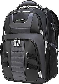 Targus DrifterTrek 11.6-15.6 USB Laptop Backpack Black, TSB956GL (USB Laptop Backpack Black)