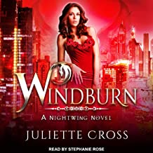 Windburn: A Nightwing Novel, Book 2