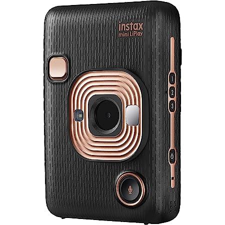 Fujifilm Instax Mini Liplay Elegant Black Kamera