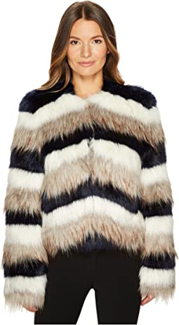 Paul Smith PS Faux Fur Jacket