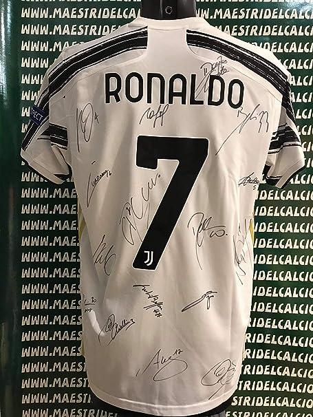 JUVE Maglia Gara Home Europa Ronaldo 7