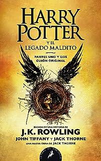 comprar comparacion Harry Potter y el legado maldito (Harry Potter 8): Partes uno y dos