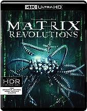 Matrix Revolutions, The (4K Ultra HD + Blu-ray + Digital)