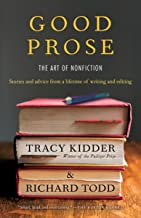 good prose the art of nonfiction