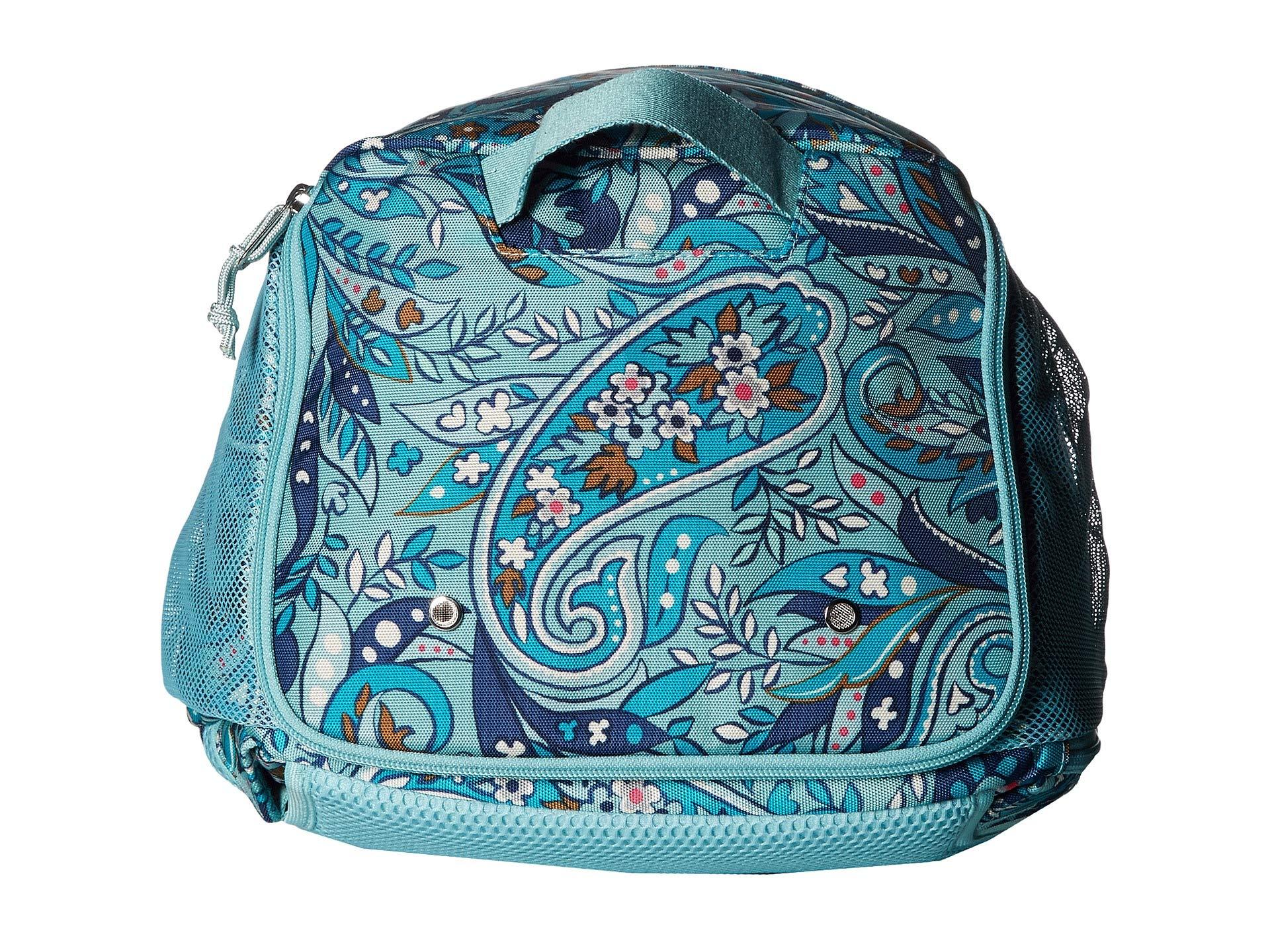 Up Backpack Lighten Daisy Paisley Journey Vera Bradley pwE0qnz