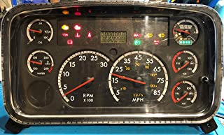 USED DASHBOARD INSTRUMENT CLUSTER 2012 FITS A FREIGHTLINER M2