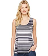 Nally & Millie - Striped Print Tank Top