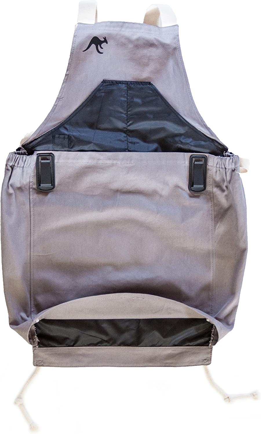 Roo Garden Apron - Kitchen and S with Bib Nippon regular agency Harvest Factory outlet Smock