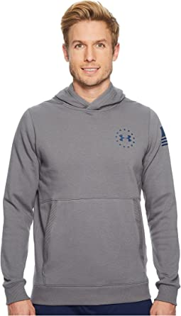 UA Freedom Threadborne Fleece Hoodie