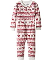 P.J. Salvage Kids Fair Isle Romper (Infant)