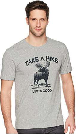 Life is Good - Take a Hike Crusher Tee
