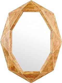 Best circle mirror wood frame Reviews