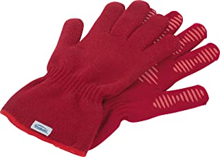 Trudeau 09911024 Kitchen Gloves, M-L, Red