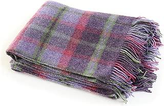 green mohair blanket