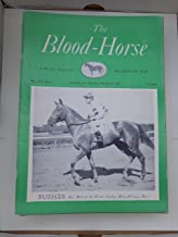 The Blood-Horse: A Weekly Magazine February 8, 1947 Featuring Busher