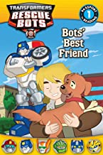 Transformers Rescue Bots: Bots' Best Friend (Passport to Reading Level 1)