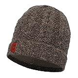 Buff-Mischgewebe Hat L Amby Brown/Brown