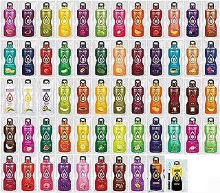 Bolero - Paquete de mezcla de 58 variedades con coctelera FT 58 x 9 g