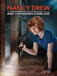 Nancy Drew and The Hidden Staircase DVD