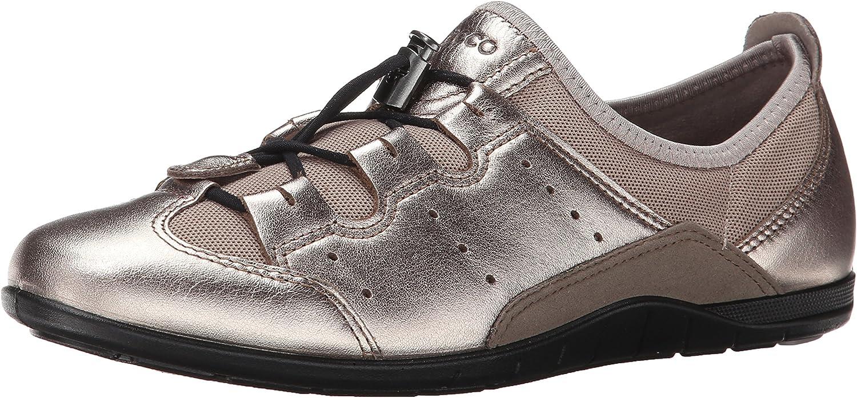 ECCO Footwear Womens bluema Toggle Sneaker